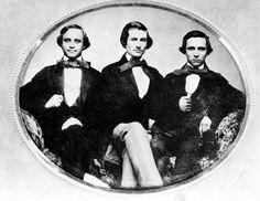 Sepulveda Brothers and Antonio Yorba, 1850. San Fernando Valley History Digital Library.