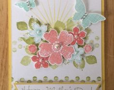 cards made with mothers love stampin up - Google Search