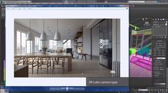 ChaosGroupTV Creating VR in V-Ray 3.2 for 3ds Max  Here's how to create a cubic VR map with V-Ray 3.2 for 3ds Max. This updated version includes more useful tips for creating VR imagery for use with the Samsung Gear VR.