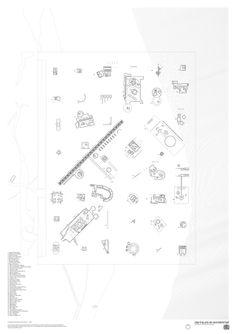Principal Plan, Palace of Eastminster Kieran Thomas Wardle, 2013