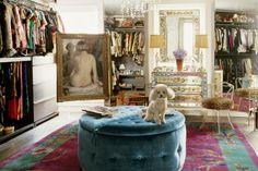 Nanette Lepore's Closet