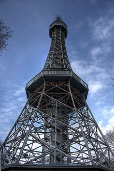Lookout Tower, Prague, Czech Republic