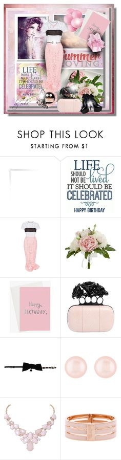 """""""Happy Birthday to all July Babies! @bamaannie"""" by eula-eldridge-tolliver ❤ liked on Polyvore featuring Kershaw, Alex Perry, Pier 1 Imports, Alexander McQueen, Elisabetta Franchi, Henri Bendel and Humble Chic"""