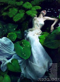 Vogue US. Rooney Mara. November 2011.