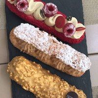 Foto de L'Éclair French Toast, Restaurants, Breakfast, Food, Morning Coffee, Essen, Restaurant, Meals, Yemek