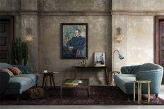 Savoi Low Back Sofa - Property Furniture