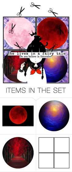 """""""A Fairy tale"""" by cherry-demon ❤ liked on Polyvore featuring art"""