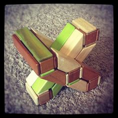 Tegu magnetic blocks... toys with a positive social impact...making a difference in the lives of others...bringing building blocks to another level...