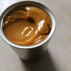 leite condensado cozido lata nova