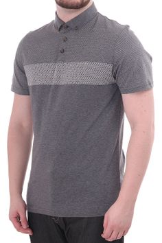9359d7885b Mondrin Ted Baker ss polo with contrast stripe detail