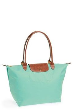 Day 361:  Longchamp 'Le Pliage' large tote, Travel essentials   365 days
