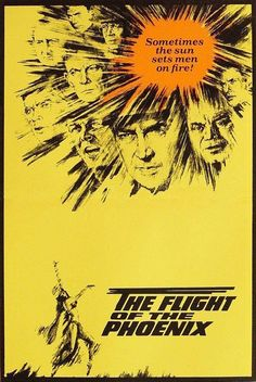 The Fly Of The Phoenix (1965) (Robert Aldrich)