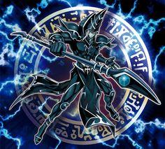 Dark Magician [2016 Artwork] by ALANMAC95