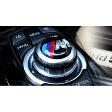 BMW -hez i Drive gombra matrica, felirat M-es Bmw Logo