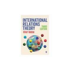 International Relations Theory (Hardcover) (Oliver Daddow)