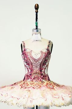 """Tutu for Boston Ballet's """"The Nutcracker."""" Gorgeous."""