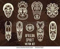 Find african masks stock images in HD and millions of other royalty-free stock photos, illustrations and vectors in the Shutterstock collection. African Symbols, African Tribes, Arte Tribal, Tribal Art, Tattoo Mascara, African Sleeve Tattoo, Pattern Art, Print Patterns, African Art Projects