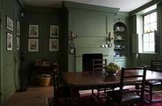 Why I Painted Our Kitchen Green on a Whim
