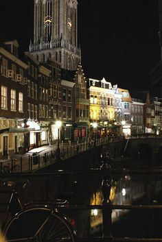 utrecht by vague blur, via Flickr