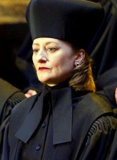 Madam Amelia Susan Bones (d. summer, 1996) was a witch and celebrated Head of the Department of Magical Law Enforcement. Born to Mr. and Mrs Bones, she likely attended Hogwarts School of Witchcraft and Wizardry before joining the Ministry of Magic. Madam Bones, having a seat on the Wizengamot, presided over the disciplinary hearing of Harry Potter. She was fair, unlike Cornelius Fudge, the prosecutor, and was astounded and impressed by Harry's ability to conjure a corporeal Patronus. She....