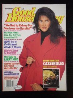 October 1989 Connie Sellecca