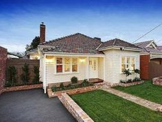 weatherboard house front - Google Search