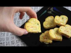 Korean Food: Valentine's Egg