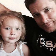 JJ ackles and Jensen