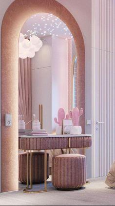 Girls Bedroom Canopy, Room Design Bedroom, Small Room Bedroom, Home Room Design, Bedroom Decor, Bedroom Designs, Kids Bedroom, Modern Luxury Bedroom, Stylish Bedroom