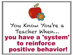 Article on 'systems' to reinforce kindness -- sharing -- positive behavior.