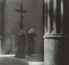 Josef Sudek- Pictorialism...