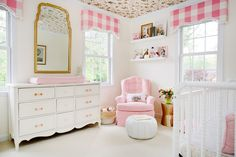 Lindsay Speace Interior Design | Nursery