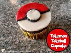 The next themed I signed up for Birthday Dreams (Bringing Birthday's to Homeless kids) was a Pokemon party. I did some googling and found. Pokeball Cupcakes, Homeless Kids, Pokemon Party, Themed Cupcakes, Let Them Eat Cake, Birthdays, Dreams, Desserts, Food