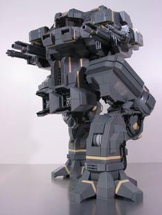 Lego Mech - 2142 L5 Riesig?