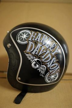 Nice Harley helmet