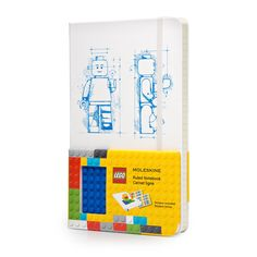 Lego - Limited Edition Notebook 2014 - Moleskine Norway