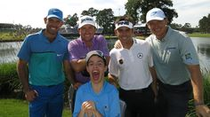 How one pro golfer brightened a man's day 'big-time' with act of kindness
