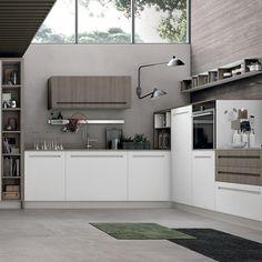 Stosa Cucine: arredamento per cucine moderne Mood