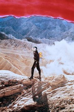 Before there was The Martian, there was the 1964 sci-fi castaway film Robinson Crusoe on Mars.