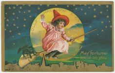 Jolly Hallowe'en, from the NYPL Picture Collection