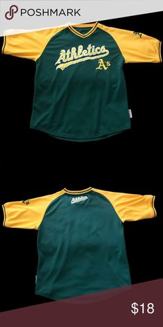 Oakland Athletics Baseball Jersey FLAWLESS American Stitch Other