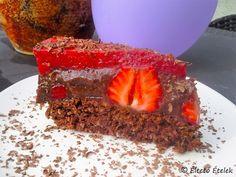 Éltető ételek: Epres torta, nemcsak szülinapra