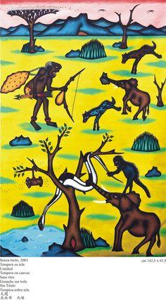 CHEFF MWAI KENIA Pocahontas, Oil On Canvas, Disney Characters, Fictional Characters, African, Disney Princess, Pocket, Art, Kenya