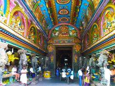 Madurai Meenakshi Amman Temple - Ashtashakti Mandapam