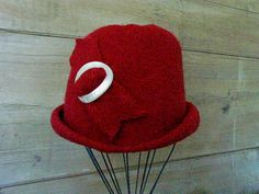 """""""l'il Red Riding Hood"""" by Millinery Madness"""
