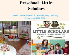 Little Scholars - Childcare Centre, Preschool & ELC Nerang Play Based Learning, Learning Centers, Early Learning, Outdoor Play Areas, Outdoor Spaces, Reggio Emilia Approach, Global Awareness, Play The Video, Happy Parents