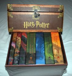 I already have all the books, but I'd buy them again just to own this sweet book case