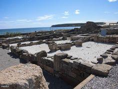 Domus. Siglos I-III dc. Conjunto Arqueológico de Baelo Claudia. Bolonia. Cádiz