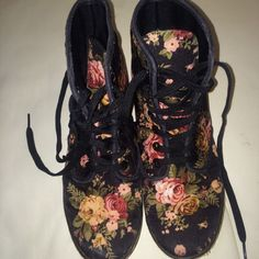 For Sale: Dr Martin High Top Boots for $25