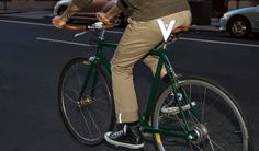 while riding at night its smart to wear bike to work pants which have reflective features